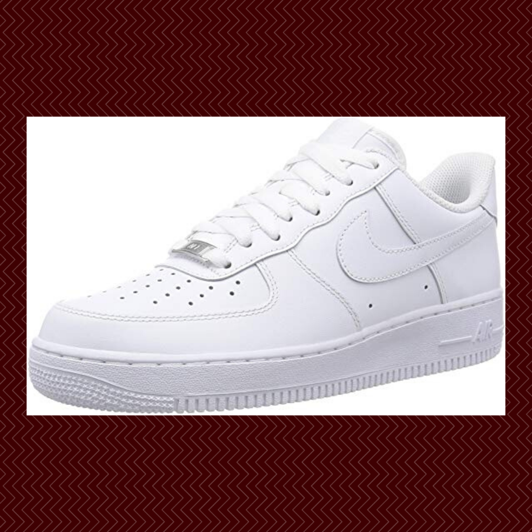 how to make interchangeable swooshes for your Nike Air Force 1s